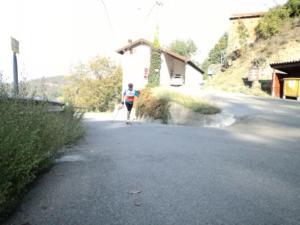 Passaggio a 2 km dall'arrivo