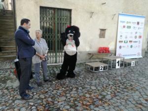 Premiazioni in Piazza Garrone a Grondona